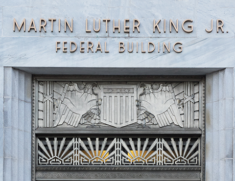 Martin Luther King, Jr. Federal Building